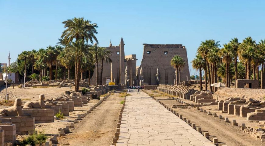 Der Luxor Tempel | Luxor | Albaraa Tours | Book Holiday in ...