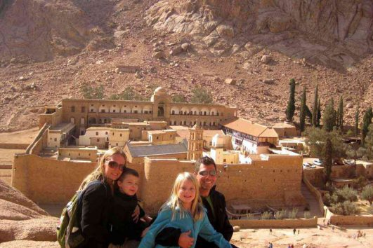 Sinai Tours From Marsa Alam