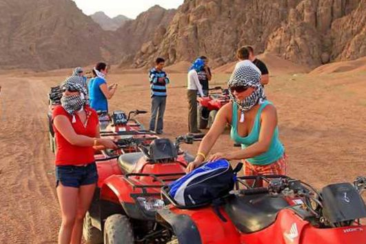 buggy Safari in Hurghada