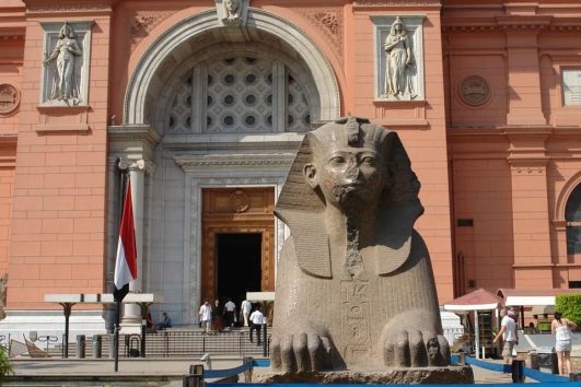 Cairo Tour from Alexandria by private coach