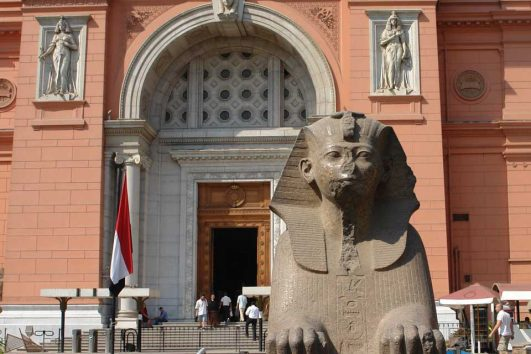 Cairo and Giza Tour From El Gouna