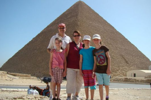 Two Days Trip To Giza Pyramids