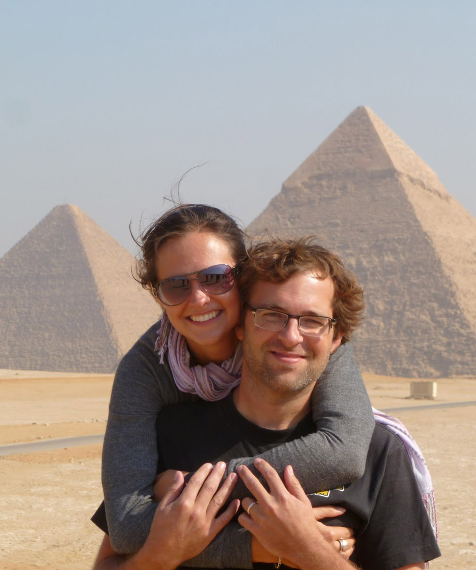 8 Days Sharm and Cairo Honeymoon Package