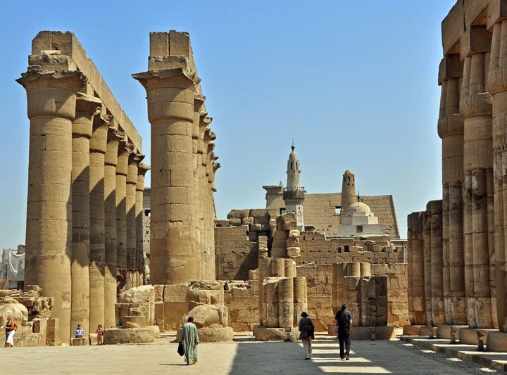 Day Trip to Luxor East Bank