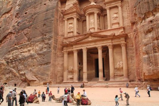 Petra Tours from Sharm el Sheikh