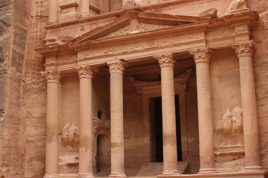 Tours to Petra from Hurghada