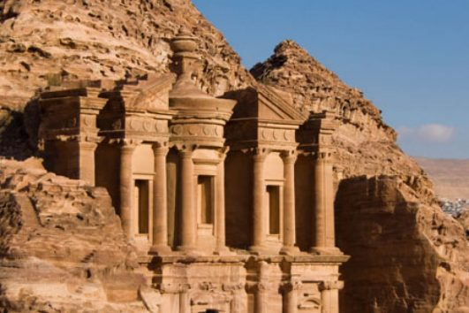 Tour to petra jordan from sahl hasheesh