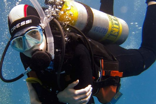 Junior PADI Open Water Diver Course in Sharm El Sheikh