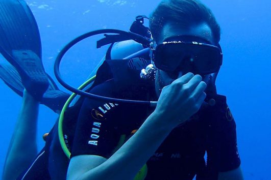 Red Sea Diving PADI Open Water Diver Course
