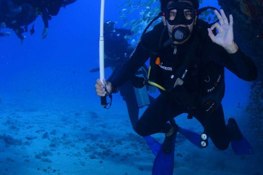 PADI Night Dive Specialty Course, El Gouna